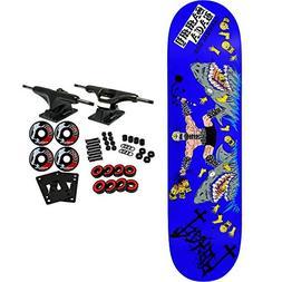 "Baker Skateboard Complete Baca Cannibal 8.0"""