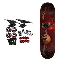 "Creature Skateboard Complete Barber Vanitas Everslick 8.25"""