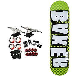 """Baker Skateboard Complete Beasley Check Foil 8.125"""""""