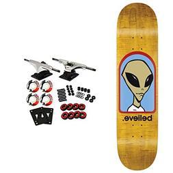 """Alien Workshop Skateboard Complete Believe  7.75"""""""