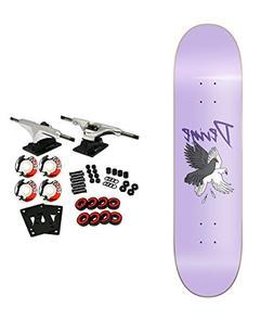 "PRIMITIVE Skateboard Complete Calloway Doves 8.125"""