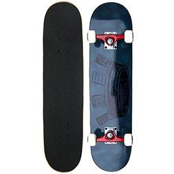 PRO Skateboard Complete KROWN Crown Shadow 7.5 in