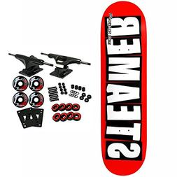 "Baker Skateboard Complete Elissa Steamer 8.0"""