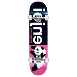 """Enjoi Skateboard Complete Half and Half Pink 8.0"""""""