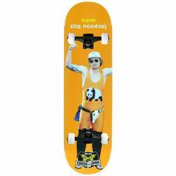 "Enjoi Skateboard Complete King of the Road Pilz 8.375"" Blk t"