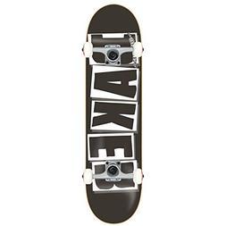 """Baker Skateboard Complete Logo Black/White 8.125"""" Tensor Ass"""