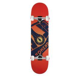 ALIEN WORKSHOP Skateboard Complete OG BURST SMALL 7.75 Raw T