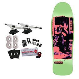 Santa Cruz Skateboard Complete Old School Knox Punk Neon/Min