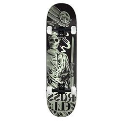 "Creature Skateboard Complete Russell Tales of  8.375"" Blk Tr"