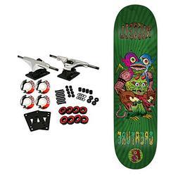 "Creature Skateboard Complete Russell Weirdos P2 8.375"""