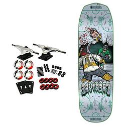"Creature Skateboard Complete Slapshot MD EverSlick 8.35"""