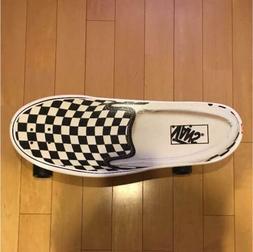 VANS Skateboard Complete Slip On Sneaker Design NEW Rare Fro