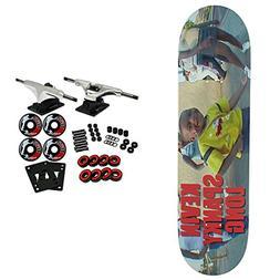 "Baker Skateboard Complete SPANKY 3 8.47"""
