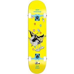 "Enjoi Skateboard Complete Suburban Outfitters Wallin 8.0"" Te"