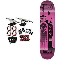 """Alien Workshop Skateboard Complete Teleport 8.0"""""""
