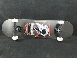 Birdhouse Skateboard Complete Tony Hawk Skull 7.75 Royal Spi