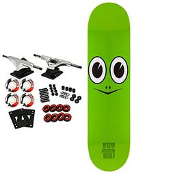 TOY MACHINE Skateboard Complete TURTLE FACE 7.75