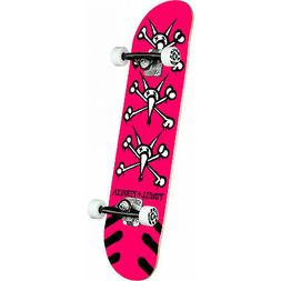 """Powell Peralta Skateboard Complete Vato Rats Pink 7.0"""" x 28"""""""