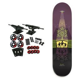 Alien Workshop Skateboard Complete Yaje Popson Shelter 7.875