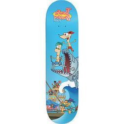 "Baker Skateboard Deck Beasley Step Brothers 8.0"" x 31.5"""