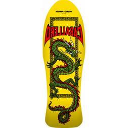 Powell Peralta Skateboard Deck Caballero Chinese Dragon Yell