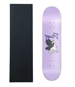 "PRIMITIVE Skateboard Deck Calloway Doves 8.125"" With Griptap"