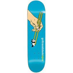 """Enjoi Skateboard Deck Chopsticks Blue 8.375"""""""