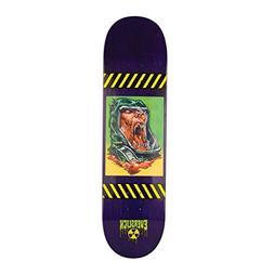 "Creature Skateboard Deck Fallout Patch Everslick 8.375"""