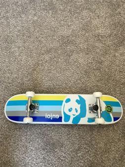 Enjoi Skateboard Deck / Wheels Complete Tensor Trucks