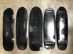 SKATEBOARD DECKS, Assorted cruiser shapesUSA made