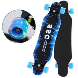 Skateboard Flash Wheel 7 Layer 31In Complete SkateBoard For