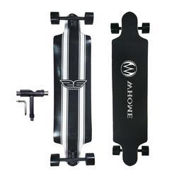 Skateboard for Adults - 41 Inch Revelation Longboard Freerid