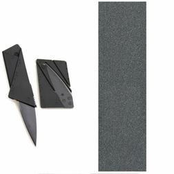 "Mob Skateboard Grip Tape Sheet 9"" x 33"" With Griptape Cutter"