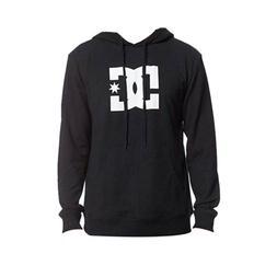 DC Skateboard Sweatshirt Star Pullover Black