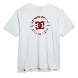 DC Skateboard T-Shirt Star Pilot White
