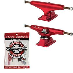 Independent Skateboard Trucks Forged Hollow Red 159 + Indy 1