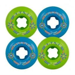 Ricta Skateboard Wheels 52mm Sparx Mix Up 99a