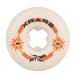 Ricta Skateboard Wheels 55mm Sparx 99a