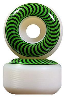 SPITFIRE Skateboard Wheels 52mm CLASSICS CHEAP! Green