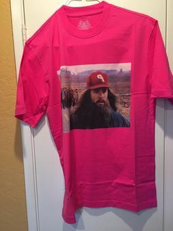 Palace Skateboards Jenny Hot Pink T Shirt Size Medium