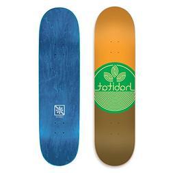 Habitat Skateboards Leaf Dot Pp Med - Assorted, 8.25