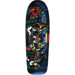 Almost Skateboards Rodney Mullen Dog Poker Old School Skateb