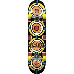 Blind Skateboards Round Space Black Mini Complete Skateboard