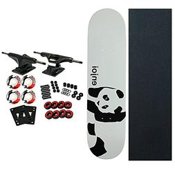 ENJOI Skateboards WHITEY PANDA Complete SKATEBOARD New!