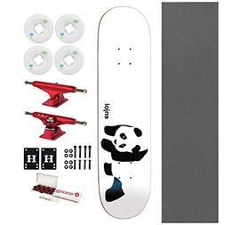 Enjoi Skateboards Whitey Panda Only Skateboard + Indy Trucks