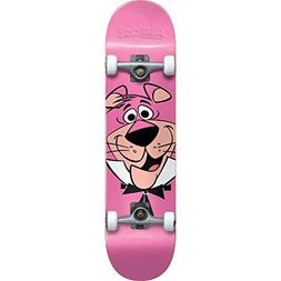 Almost SNAGGLEPUSS FACE Skateboard Complete-8.0 Pink