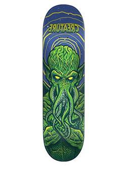 Creature Space Horrors Skateboard Deck 7.75″ x 31.4″