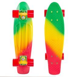 Penny Skateboards Standard Spike Orange Skateboard, Multicol