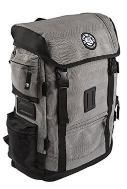 Sector 9 The Stash Back Pack, Black