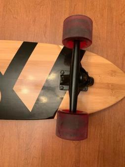 Quest Super Cruiser Longboard Skateboard